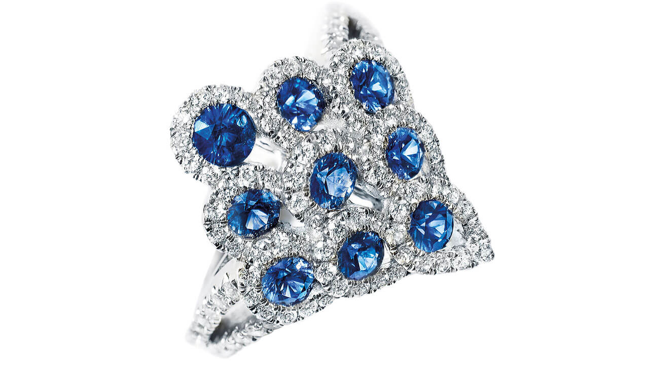 blue-cluster-diamond-newcastle