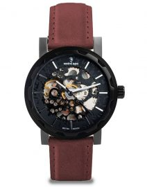 The_Kolt_black_skeleton_watch._A_black_mechanical_watch_with_a_burgundy_leather_strap_1_1024x1024